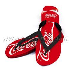 Coke flip-flop