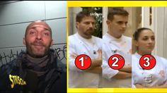 CASO MASTERCHEF--  Striscia la Notizia - Puntata n°139
