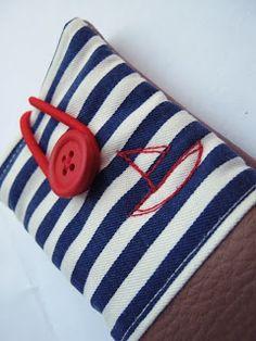 filzekater: Maritimer Shopper