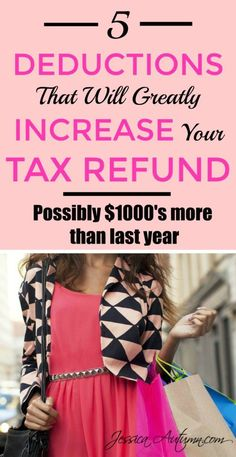 Do you want to increase your tax returns? Discover here how to get maximum tax refund with these incredible tax deductions step by step. Ways To Save Money, Money Tips, Money Saving Tips, How To Make Money, Money Hacks, Tax Refund, Tax Deductions, Budgeting Finances, Budgeting Tips