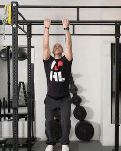 Moves When You Can't Do a Pull-Up