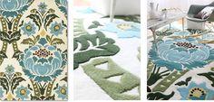Coventry Rug - modern - rugs - Amy Butler Design
