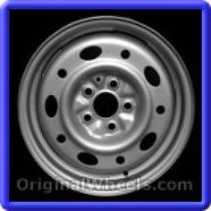 Chrysler Cirrus 1999 Wheels & Rims Hollander #2121  #Chrysler #Cirrus #ChryslerCirrus #1999 #Wheels #Rims #Stock #Factory #Original #OEM #OE #Steel #Alloy #Used