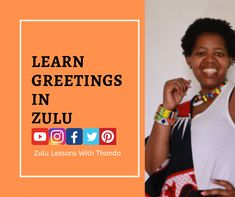 How to Greet in isiZulu / Spoken Zulu Language Lesson / Foreign Language Hawaii Travel, Thailand Travel, Croatia Travel, Bangkok Thailand, Italy Travel, Zulu Language, Language Lessons, Las Vegas Hotels, London Restaurants