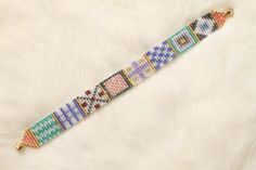 I sold this one... quilting and beading are a perfect combo!