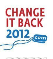 Keep our eye on the future! http://www.facebook.com/Changeitback2012