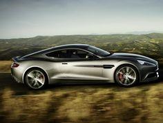 Aston Martin Vanquish concept - http://autotras.com