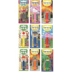 Pez Candy Dispenser Assorted With Images Pez Candy Candy