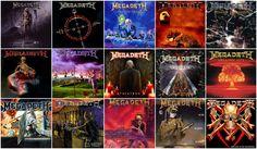 megadeth | Megadeth Megadeth's Albums