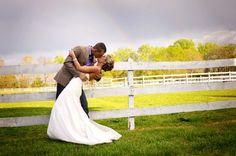 Country North Carolina Wedding: Sarah   Matt