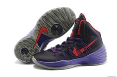 size 40 cc48b e4f44 Nike Hyperdunk 2013 XDR Purple Dynasty University Red-Purple Womens Outlet  Nike Shoes For. Nike shoes for sale ...