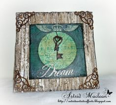 Calico Craft Parts: Shabby Grunge and crackle