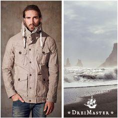 Die Meere sind laut, denn die Wellen brechen an jeder Küste! Mehr DreiMaster-Feeling gibt es auf www.drei-master.de