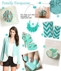 Turquoise!!!