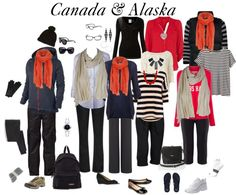 A fashion look from January 2013 featuring Oasis blouses, Oasis t-shirts and WalG cardigans. Browse and shop related looks. Alaska Cruise Tips, Alaska Travel, Alaska Trip, Summer Vacation Outfits, Cruise Outfits, Travel Wardrobe, Capsule Wardrobe, Packing For A Cruise, Vacation Packing