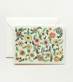 I LOVE this paper company. Cards, invitations, calendars, coasters, wrapping paper… #RiflePaperCo.
