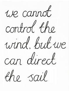 Keep on sailing ~~~~~~~~~~
