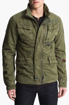 G-Star Raw 'Aero' Field Jacket available at #Nordstrom