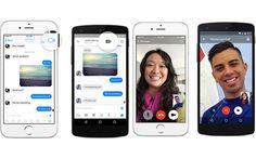 Facebook lanza video llamadas al Messenger [Multiplataforma] - http://www.esmandau.com/171836/facebook-lanza-video-llamadas-al-messenger-multiplataforma/#pinterest