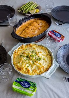 4 lättlagade vardagsrätter med Crème Bonjour - ZEINAS KITCHEN Zeina, Swedish Recipes, Creme Fraiche, Lchf, Macaroni And Cheese, Meal Prep, Food And Drink, Pasta, Meals