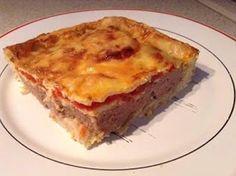 ΜΑΓΕΙΡΙΚΗ ΚΑΙ ΣΥΝΤΑΓΕΣ: Κιμαλίδικο μια υπέροχη Κωνσταντινοπολίτικη συνταγή !!! Cookbook Recipes, Cooking Recipes, Bread Oven, Mince Meat, Lasagna, Quiche, Appetizers, Food And Drink, Pie