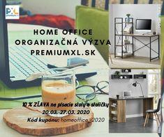 🆕🆕🆕 Home Office 🆕🆕🆕 zariaďte sa doma s 10% zľavou na  👉👉👉 www.premiumxl.sk 👈👈👈 Zľava platí na písacie stoly a stoličky ⏱ Od 20. do 27.3.2020 ⏱ 🎁 Kód kupónu: homeoffice_2020 ⚠️POZOR⚠️ Kód vložte až pri výbere platby, v košíku žiaľ táto funkcia nefunguje. Na odstránení tejto chyby pracujeme. ✅ objednávka online ✅ doprava zdarma ✅ DPD kuriér #premiumXL #premiumXlsk #nábytok #akcia #stoly #stoličky #dizajn #štýl #elegancia #bývanie #zariadenie Design, Elegant, Table Desk, Writing, Dekoration