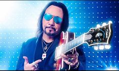 Ace Frehley-Kiss and Frehley's Comet........