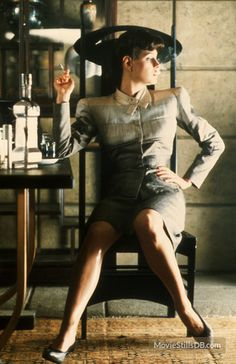 Blade Runner - Publicity still of Sean Young
