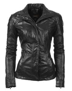 Danier Valerie Leather Jacket. Style #104030584