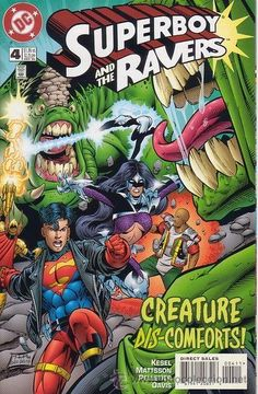 SUPERBOY AND THE RAVERS