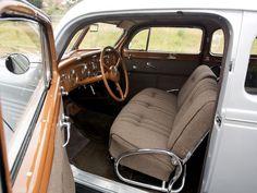 1934 DeSoto Airflow Coupe S-E retro interior           g wallpaper background