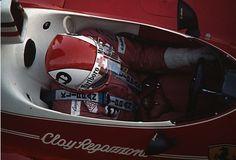 Clay Regazzoni - Swiss GP 1975
