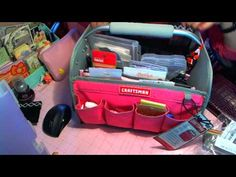 Filofax Organization show'n tell and a Rant/Review - YouTube