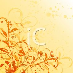 iCLIPART - Royalty Free Clipart Image of an Autumn Grunge Background
