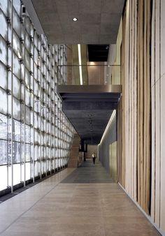 Imagen interior. Nueva sede para el Deutsche Bundesbank por Mateo Arquitectura. Fotografía © Jan Bitter.