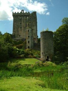 The Blarney Castle, Ireland by jonneydangerous