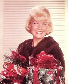 Doris Day - Christmas packages