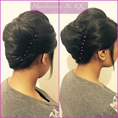 30 French roll hairstyles and how to make them  Page 8 of 30  Hairstyle Monkey