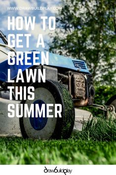 The secret to get a greener lawn this summer with our free tips and tricks. Free Lawn Care Schedule for a weed free greener lawn.