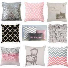 throw pillow shopping list