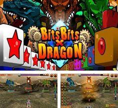 Baixar BitsBits Dragon - jogo para Android gratis alem do jogo apk Conquista do Império.