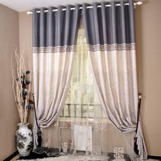 http://www.paccony.com/product/Fabric-King-Modern-Thermal-Stripe-Print-Curtains-19401.html Fabric King - Modern Thermal Stripe Print Curtains