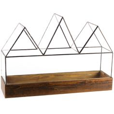 Lead Head Glass Collection Every part of the terrarium is collected from abandon homes in Detroit. Lead Head Glass terrariums are handcrafted out of reclaimed glass and wood from deconstructed homes i