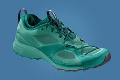Arc'teryx's latest footwear option comes in the form of a 9mm drop trail runner designed to take on aggressive terrain.