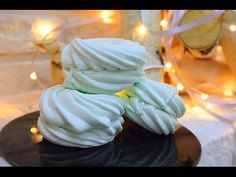 Лаймовый зефир / Key lime Marshmallows - YouTube