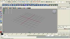 In this video we will learn abou the interface inside of Maya.