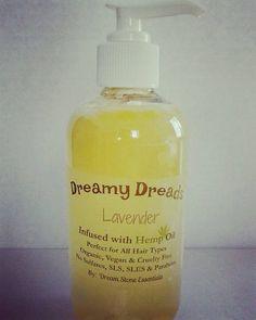 Dread Shampoo, Organic Shampoo, Infused Oils, Dreadlocks, Vegan, Awesome, Hair, Etsy, Dreads