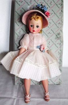 Vintage-Madame-Alexander-Cissette-Doll-in-Box-731-0723