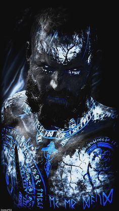 Baldur The Stranger Game Character, Character Design, Flash Wallpaper, Kratos God Of War, God Tattoos, Asgard, Gears Of War, Gaming Wallpapers, Norse Mythology