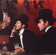 Johnny Leguizamo as Toulouse Lautrec in Moulin Rouge